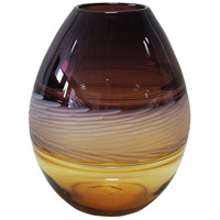 Moe's Home Collection HS-1023-03 Abalus 12 X 9 inch Vase, Short