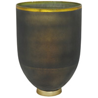 Moe's Home Collection IX-1071-02 Onyx 16 X 11 inch Bowl Vase, Large