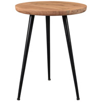 Placido 18 inch Natural Stool, Set of 2