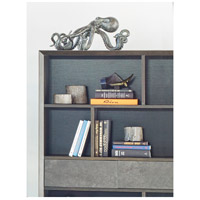Moe's Home Collection LA-1057-25 Octopus Dark Grey Statue alternative photo thumbnail