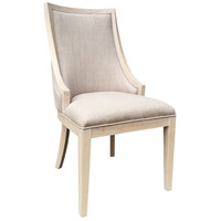 Moe's Home Collection ME-1049-34 Etienne Beige Dining Chair, Set of 2