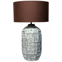 Moe's Home Collection OD-1016-15 Labron 29 inch 100.00 watt Grey Table Lamp Portable Light