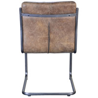 Moe's Home Collection PK-1043-03 Ansel Light Brown Dining Chair, Set of 2