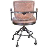 Moe's Home Collection PK-1049-21 Foster Soft Brown Desk Chair