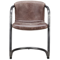 Moe's Home Collection PK-1059-03 Freeman Light Brown Dining Chair, Set of 2