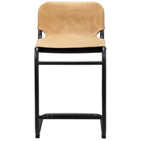 Baker 35 inch Tan Counter Stool, Set of 2