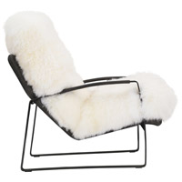 Moe's Home Collection PK-1104-18 Hanly White Accent Chair alternative photo thumbnail