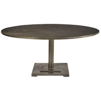Moe's Home Collection QJ-1007-43 Cooper 36 X 36 inch Brass Coffee Table