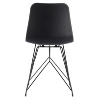 Moe's Home Collection QX-1002-02 Esterno Black Outdoor Chair, Set of 2 alternative photo thumbnail