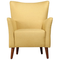 Arden Chartruese Arm Chair