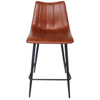 Alibi 37 inch Brown Counter Stool, Set of 2