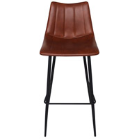 Alibi 42 inch Brown Bar Stool, Set of 2