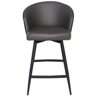 Webber 37 inch Charcoal Counter Stool