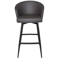 Webber 41 inch Charcoal Bar Stool