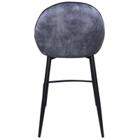 Moe's Home Collection UU-1013-15 Astbury 38 inch Grey Counter Stool alternative photo thumbnail
