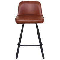 Eisley 35 inch Brown Counter Stool
