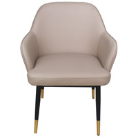 Berlin Taupe Accent Chair