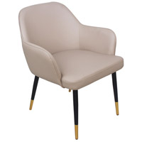 Moe's Home Collection UU-1019-39 Berlin Taupe Accent Chair alternative photo thumbnail