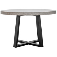 Moe's Home Collection VH-1002-18 Vault 47 X 47 inch White Dining Table photo thumbnail