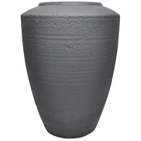 Moe's Home Collection VZ-1002-02 Luxor 25 X 18 inch Vase in Black