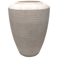 Moe's Home Collection VZ-1002-05 Luxor 25 X 18 inch Vase in Natural