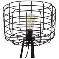 Moes Home Collection WK-1013-02 Hammersley 66 inch 60.00 watt Black Floor Lamp Portable Light