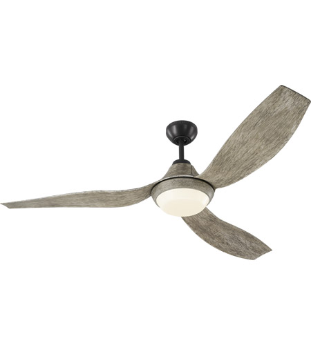 Monte Carlo Fans 3avor56agpd Avvo 56 Inch Aged Pewter With Light Grey Weathered Oak Blades Outdoor