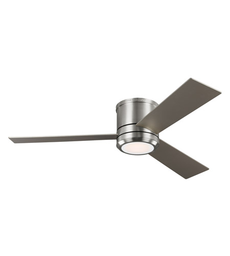 Monte carlo fans 3clmr56bsd clarity max 56 inch brushed steel with monte carlo fans 3clmr56bsd clarity max 56 inch brushed steel with american walnut blades indoor aloadofball Choice Image