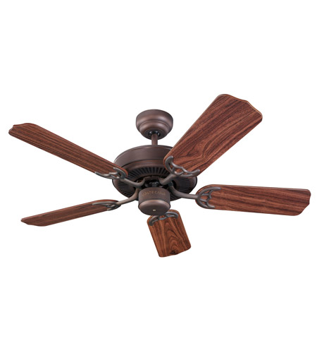 Monte Carlo Fan Company Homeowner Select II Fan in Roman Bronze 5HS42RB photo
