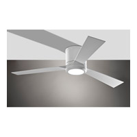 Clarity 52 inch Rubberized White Rubberized White Fan