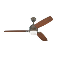 Monte Carlo Fan Company Muirfield 1 Light Fan in Roman Bronze 3MUR52RBD