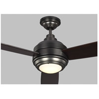 Monte Carlo Fans 3TAR56BNZD TOB by Thomas O'Brien Aerotour 56 inch Deep Bronze with Bronze Blades Indoor Ceiling Fan alternative photo thumbnail