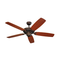 Monte Carlo Fan Company Colony Fan in Roman Bronze 5CO52RB