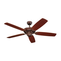 Monte Carlo Fan Company Colony Fan in Tuscan Bronze 5CO52TB