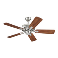 Monte Carlo Fan Company Centro II Fan in Polished Nickel 5CQ44PN