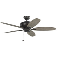 Monte Carlo Fans 5CQM52AGP Centro Max 52 inch Aged Pewter with Light Grey Weathered Oak Blades Indoor Ceiling Fan