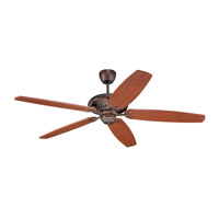 Monte Carlo Fan Company DC60 Fan in Tuscan Bronze 5DCR60TB