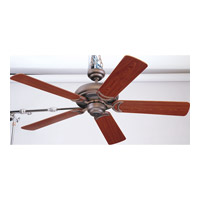 Monte Carlo Fan Company Designer Supreme Fan in Roman Bronze 5DS52RB