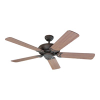 Monte Carlo Fan Company Designer Supreme Fan in Weathered Iron 5DS52WI