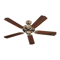 Monte Carlo Fan Company Homeowner Max Fan in Antique Brass 5HM52AB