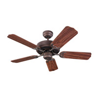 Homeowners Select II 42 inch Roman Bronze with American Walnut Blades Ceiling Fan in 0