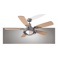 Morton 52 inch Oil Rubbed Bronze Driftwood and Mahogany Blush Fan