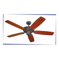 Monte Carlo Fan Company Mansion Fan in Roman Bronze 5MS52RB photo thumbnail