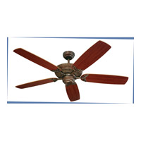 Monte Carlo Fan Company Mansion Fan in Tuscan Bronze 5MS52TB