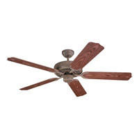 Monte Carlo Fan Company Weatherford Fan in Old Chicago 5WF52OC photo thumbnail