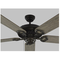 Monte Carlo Fans 5YK60AGP York 60 inch Aged Pewter with Light Grey Weathered Oak Blades Indoor Ceiling Fan alternative photo thumbnail