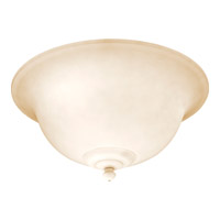 Monte Carlo Fan Company Energy Star Bowl 3 Light Light Kit in Champagne Scavo MC213CZG