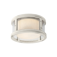 Monte Carlo Tillbury LED Fan Light Kit in Chalk Washed MC241CHKW