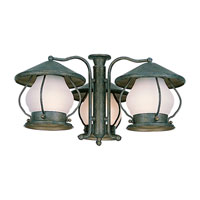 Monte Carlo Fan Company Nantucket 3 Light Light Kit in Old Chicago MC87OC-L
