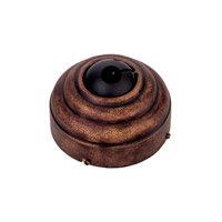 Monte Carlo Fans MC95TB Signature Tuscan Bronze Slope Ceiling Adapter